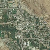 printed aerial photos