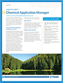 CFForest: Chemical Application Manager